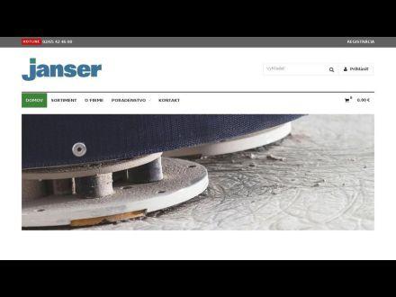 www.janser.sk