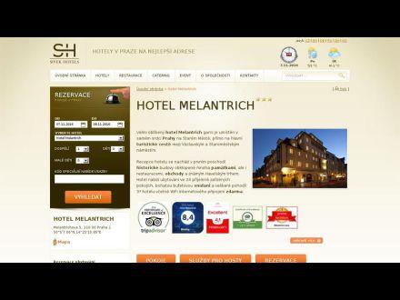 www.sivekhotels.com/cz/hotel-melantrich