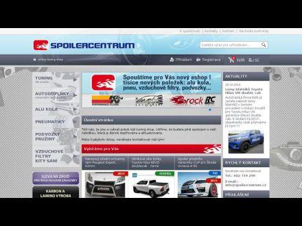 www.spoilercentrum.cz