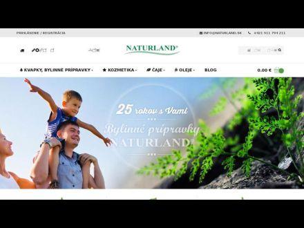 www.naturlandsro.sk