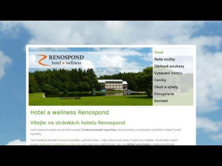 www.renospond.cz