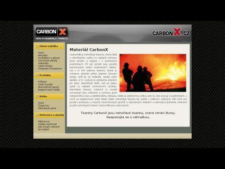 www.carbonx.cz