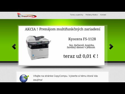 www.copycomp.sk