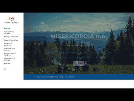 www.misericordia.sk