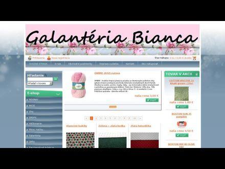 www.galanteriaonline.sk