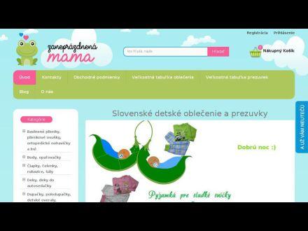 www.zaneprazdnena-mama.eu