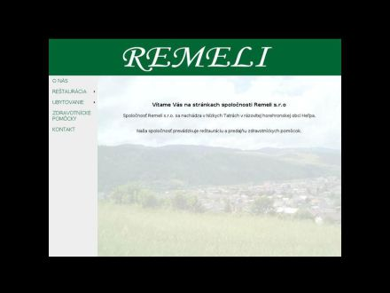 www.remeli.eu