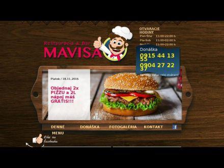 www.mavisa.sk