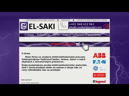 www.el-saki.sk