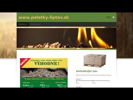 www.peletky-liptov.sk