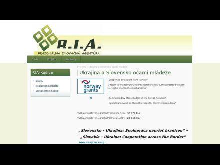 www.ria-kosice.sk
