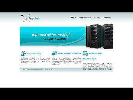 www.personet.sk