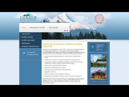 www.tatratop.sk