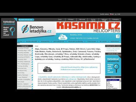 www.benovoletadylka.cz