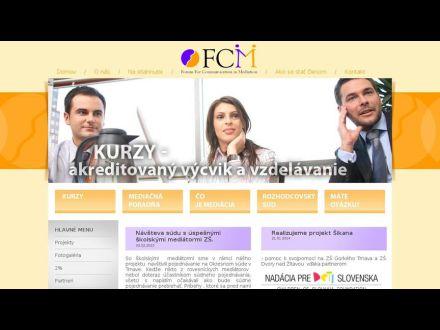 www.fcm.sk
