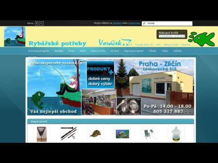 www.rybarskepotreby-voracek.cz