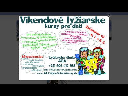 www.allsportsacademy.sk