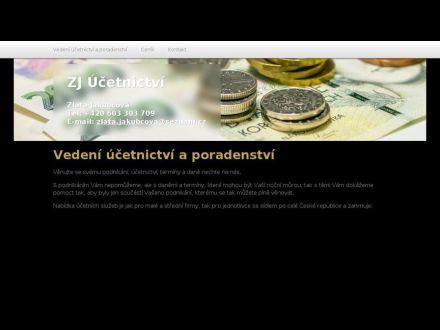 www.ucto-zlato.cz