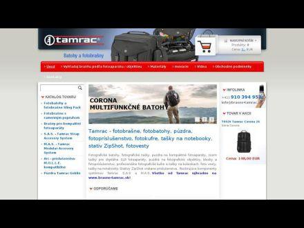www.brasne-tamrac.sk