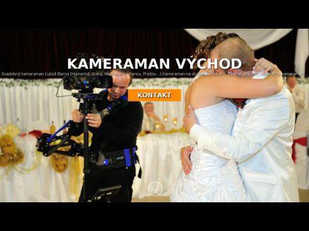 www.kameramanvychod.sk