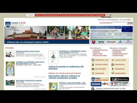 www.ilava.sk
