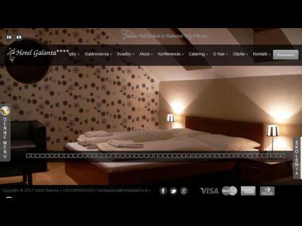 www.hotelgalanta.sk