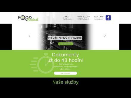 www.foodcontrol.sk