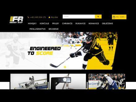 www.frhockeyshop.sk