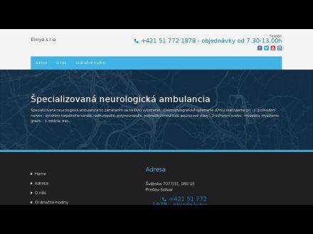 www.elmyo.sk
