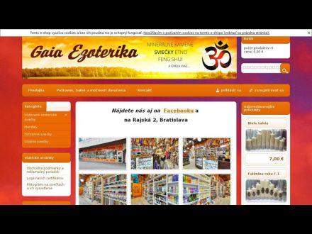 www.gaia-ezoterika.sk