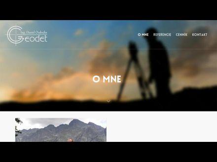 www.geodet-ondrejka.sk