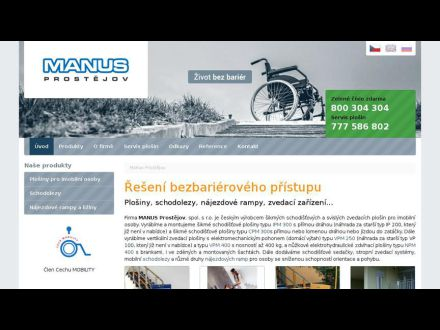 www.manus.sk