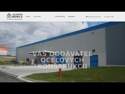 www.kovoz.sk