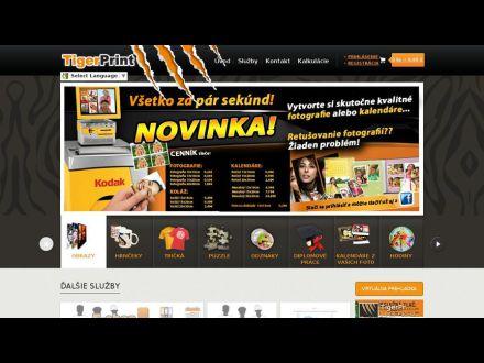 www.tigerprint.sk