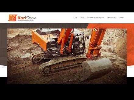 www.karistav.sk