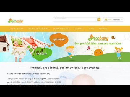 www.ecobaby.sk