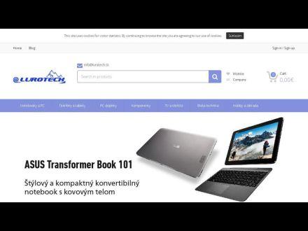 www.shop.lurotech.sk