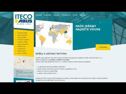 www.iteco.cz