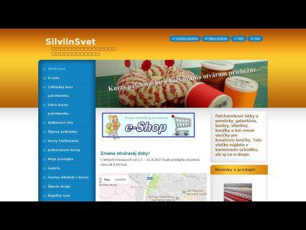 www.silviinsvet.sk