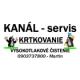 KANÁL - servis Martin, IČO: 37136992