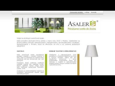 www.asaler.sk