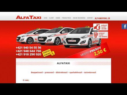 www.alfataxipo.sk