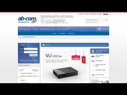 www.abcom.sk