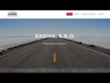 www.kariva.sk
