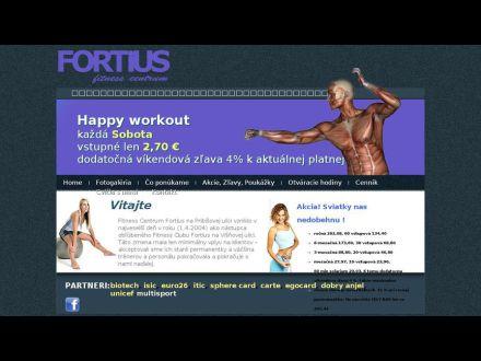 www.fortius.sk