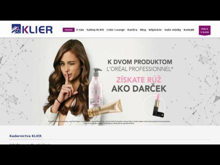 www.klier.sk