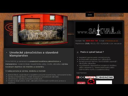 www.sakval.sk