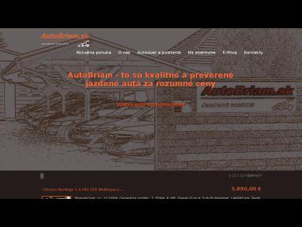 www.autobriam.sk