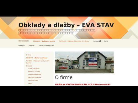 www.eva-stav.sk