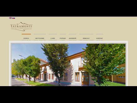 www.hoteltatramonti.sk